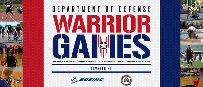 Service Members Compete in Warrior Games