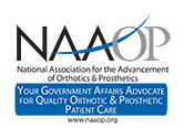 NAAOP Issues an O&P Call to Action
