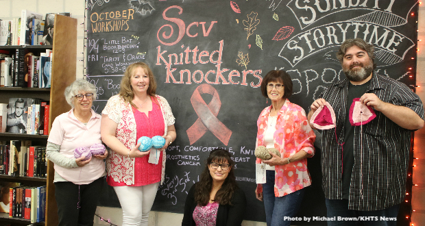Calif. Charity Makes Free Knitted Breast Prostheses