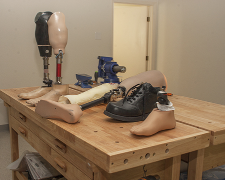 ABILITY is Proud to Announce its Newly Expanded Prosthetic Lab and Orthotics Lab!
