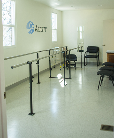 ABILITY Prosthetics and Orthotics is Happy to Announce its NEW Prosthetic Gait Room!