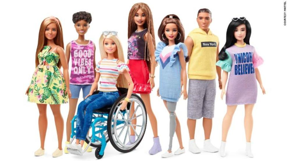 Hundreds of Barbies Collected for Children with Prosthetics