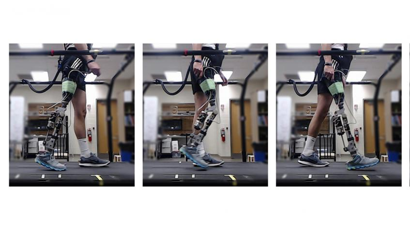 Machine Learning and Virtual Reality Are Driving Prosthetics Research