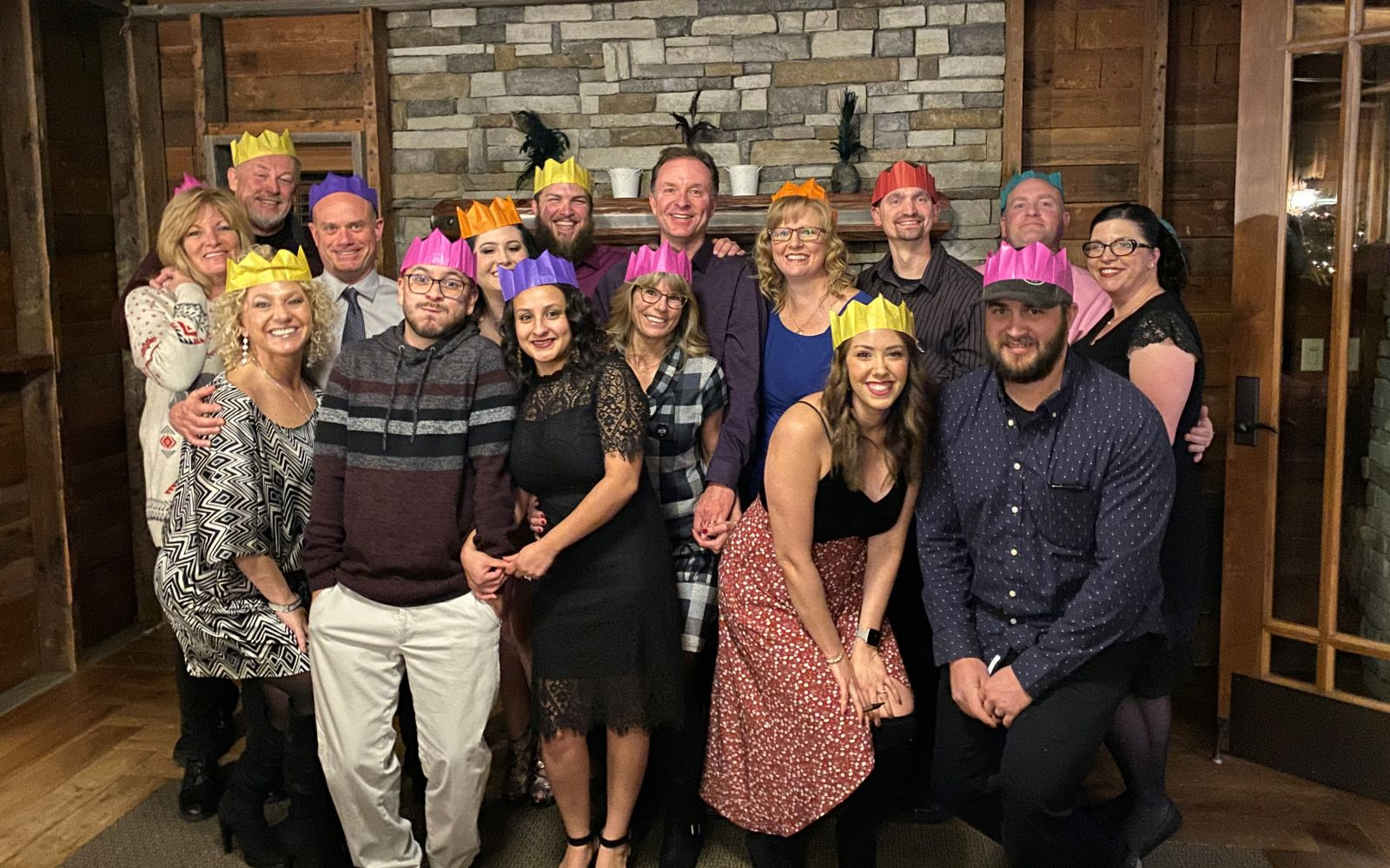 Ability Staff Having fun 2019